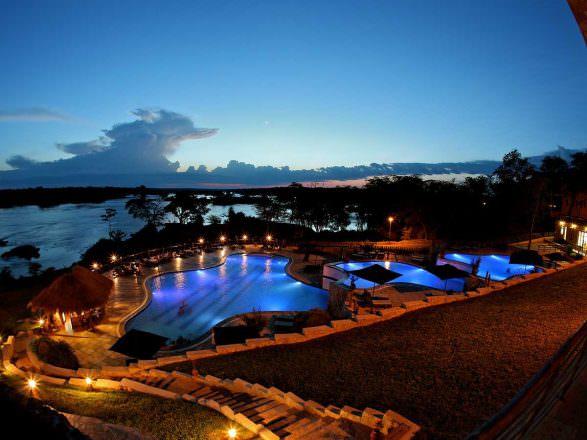 Chobe Safari Lodge - Uganda