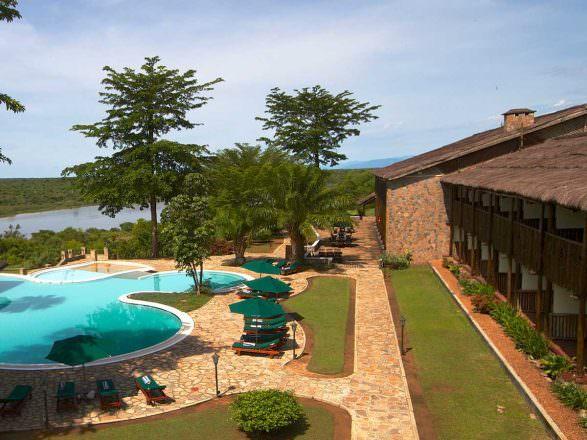 Paraa Safari Lodge - Uganda